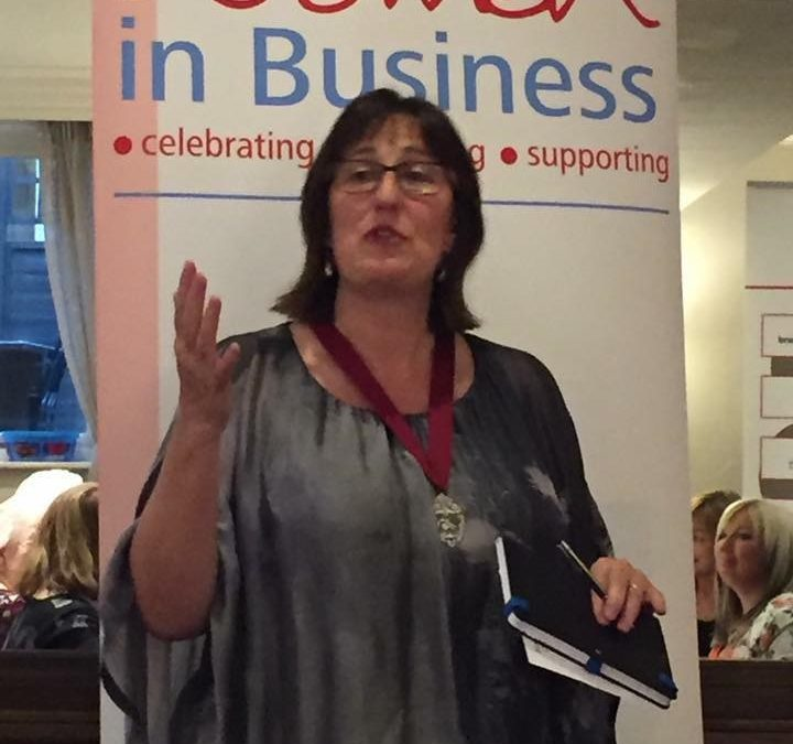 Interview with Lisa Pogson President of Barnsley & Rotherham Chamber of Commerce