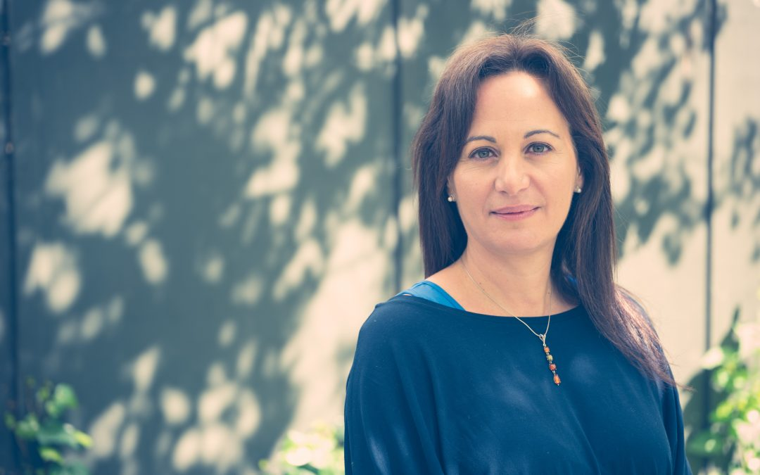 Interview with Stella Photi Founder of Wellbeing Espapes