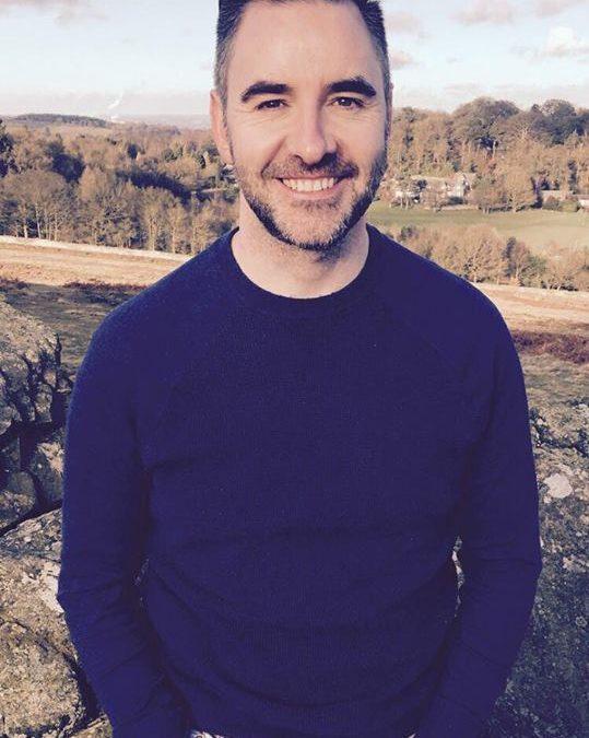 Interview with Darren Brittain – Psychic Medium