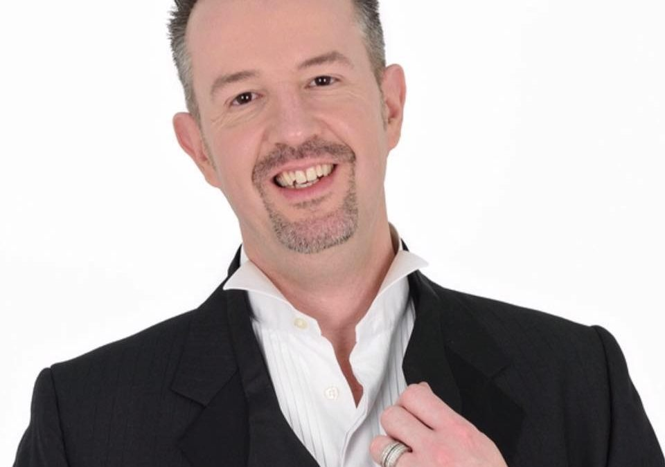 Interview with Barrie John – Clairvoyant Medium, Tutor and TV Star