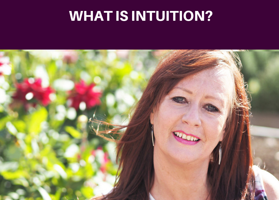 What is Intuition and How do we use It?